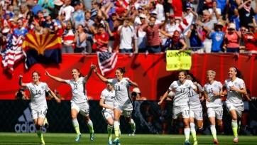 Женская сборная США вернула себе чемпионский титул