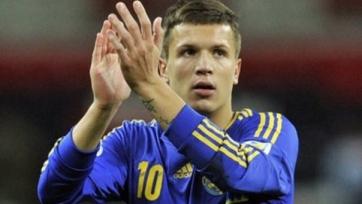 Евгений Коноплянка хочет играть в «Барселоне»