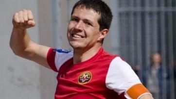 Официально: Сергей Рудыка продолжит карьеру в «Металлисте»