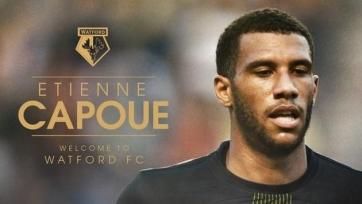Официально: Капуэ – игрок «Уотфорда»