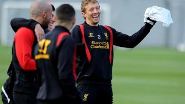 Лукас Лейва: «Ливерпуль» должен финишировать в топ-четверке»