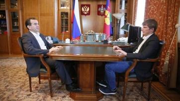 И.о губернатора Краснодарского края подтвердил переход Аршавина в «Кубань»