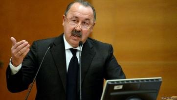 Газзаев: «Есть масса проблем в развитии детско-юношеском футболе»