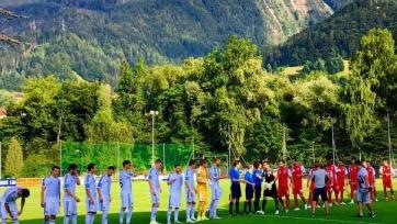 Киевское «Динамо» выиграло у «Скендербеу»