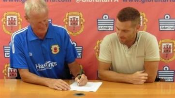 Джефф Вуд стал новым главным тренером сборной Гибралтара