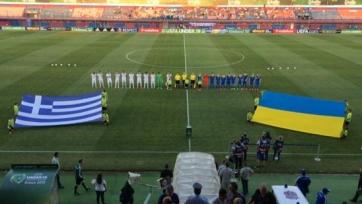 ЧЕ-2015 U-19. Греция обыграла Украину