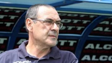Маурицио Сарри приступил к работе в «Наполи»