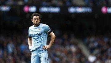 Фрэнк Лэмпард сожалеет о времени, которое он провел в «Манчестер Сити»