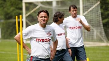 Аленичев: «Мне понравилось, как взаимодействовали Попов и Широков»