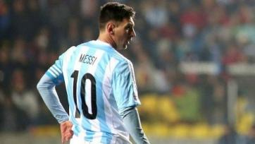 Месси боится выступать за сборную Аргентины