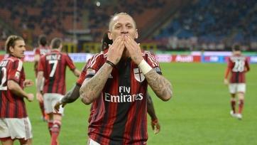 «Милан» объявил о продлении контракта с Мексесом