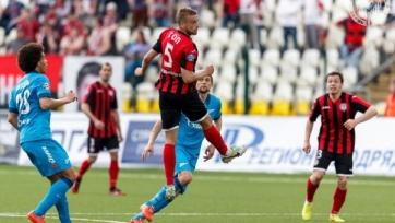 Официально: Януш Гол остается в «Амкаре» до 2017 года