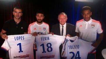 Три игрока «Лиона» продлили контракты