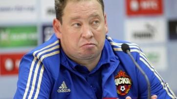 Леонид Слуцкий: «Выводы будем делать после игры с «крыльями»