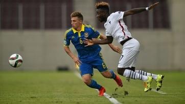 ЧЕ-2015 U-19. Украина не выстояла под натиском Франции