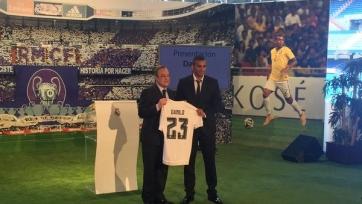 «Реал» провел презентацию Данило