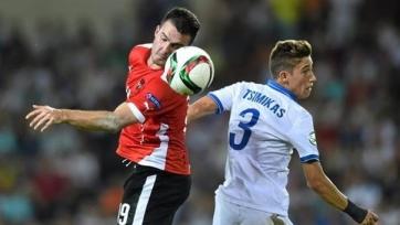 ЧЕ-2015 U-19. Греки и австрийцы скатали «нулевку»