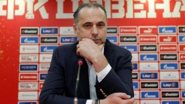 Миодраг Божович: «Соперник победил заслуженно»