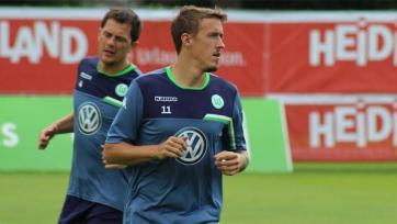 Крузе: «Мой переход в «Вольфсбург» - логичное решение»