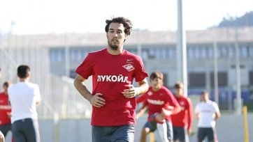 Попов: «Такое чувство, что всю жизнь играю в «Спартаке»
