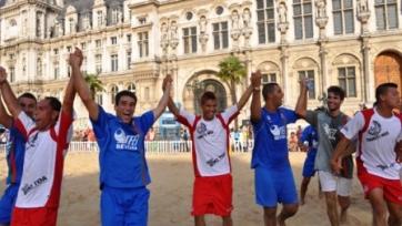 ЧМ. Пляжный футбол. Таити выиграл у Мадагаскара