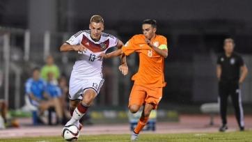 ЧЕ-2015 U-19. Германия вырвала победу у голландцев