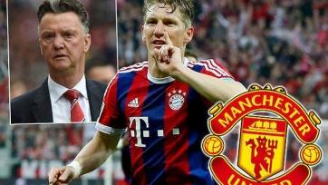 Бастиан Швайнштайгер дал согласие «Манчестер Юнайтед»