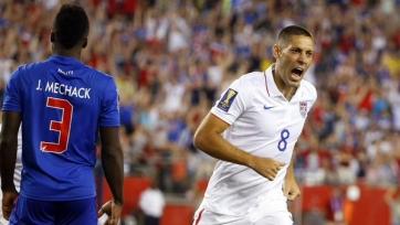 США выиграли у Гаити, Гондурас и Панама сыграли вничью