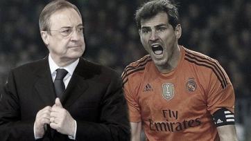 Касильяс уговорил Переса заплатить ему 16 млн. евро
