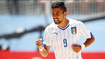ЧМ. Пляжный футбол. Италия взяла верх в матче с Оманом