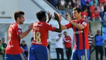 ЦСКА взял верх в игре с «Крыльями»