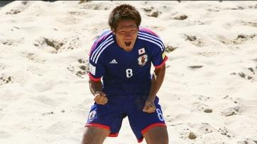 ЧМ. Пляжный футбол. Сенегал одолел Португалию, японцы выиграли у аргентинцев