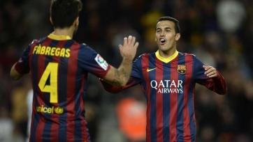 Sport: Моуринью уговорил Педро перейти в «Челси»
