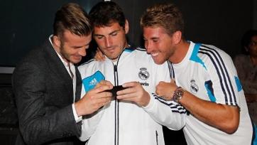 Бекхэм: «Очень жаль, что Касильяс покидает «Реал»