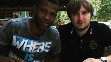 Донецкий «Олимпик» подписал гвинейского защитника