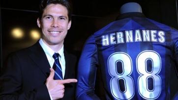 Эрнанес: «Интер» будет бороться за чемпионство»