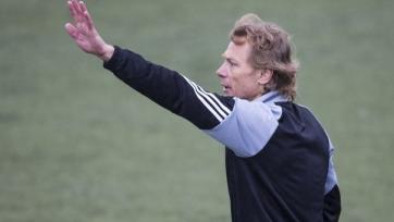 Валерий Карпин: «Поздравляю фанатов «Торпедо» с первым пунктом в ФНЛ»