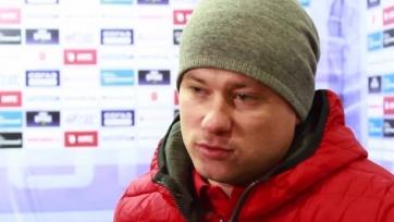 Сергей Кузнецов продолжит карьеру в «Томи»