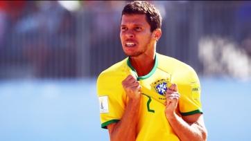ЧМ. Пляжный футбол. Иран уступил Бразилии