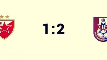 «Мордовия» обыграла «Црвену Звезду»