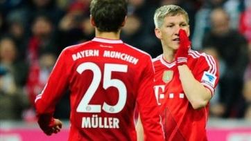 Томас Мюллер: «Грустно прощаться с Швайнштайгером»