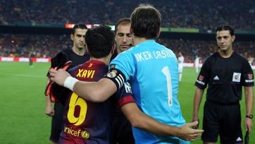 Хави: «Касильяс был лидером «Реала»