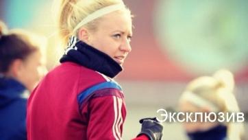 Анна Чоловяга: «Не считаю, что «серебро» для женского футбола – это мало»