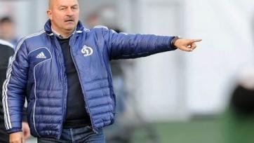 Станислав Черчесов уволен с поста главного тренера «Динамо»?