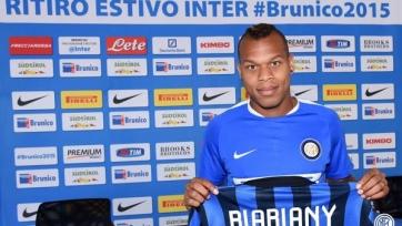 Официально: Жонатан Биабиани перешел в «Интер»