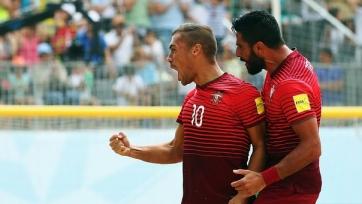ЧМ. Пляжный футбол. Португалия обыграла Аргентину и вышла в плей-офф