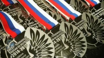 ЦСКА получил свои серебряные медали