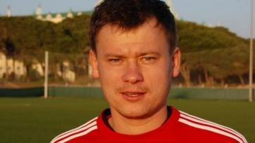 Сергей Кузнецов стал футболистом «Томи»