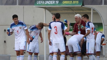 ЧЕ-2015 U-19. Россияне вышли в плей-офф!