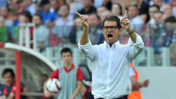Официально: У сборной России будет новый тренер, Капелло отправлен в отставку
